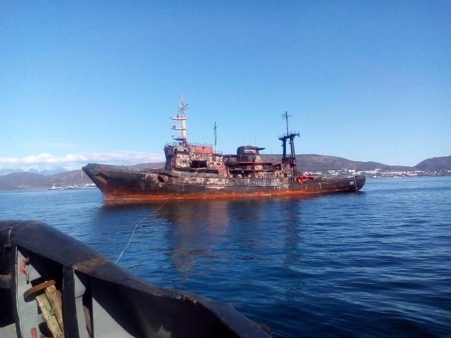 Последствия попадания российской ракеты Х-35У по кораблю Ракета, Корабль, Попадание, Учения, Длиннопост