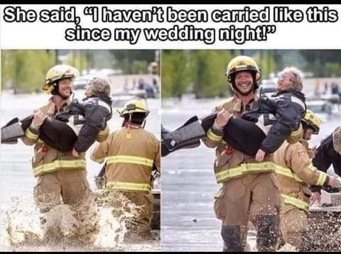 Хочу вернуть свою свадьбу Свадьба, Пожарный, Спасатель, Бабушка