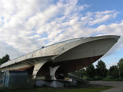 Судно «Спутник», существовавшее в единственном экземпляре, распилили на металлолом Транспорт, Корабль, Судно, СССР, Сделано в СССР, Длиннопост, Тольятти