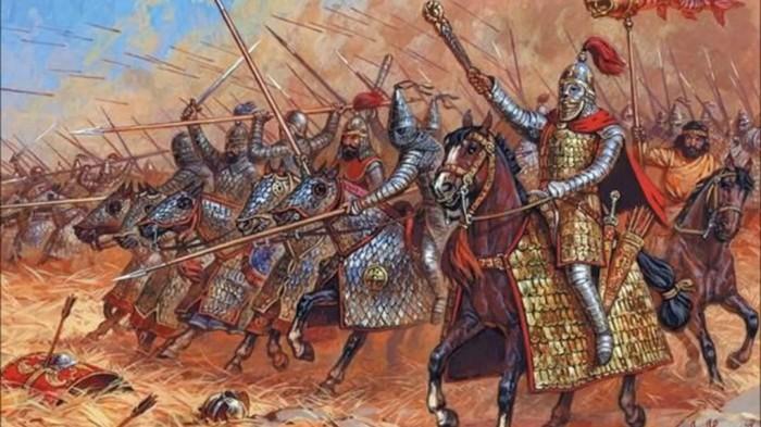 Кто громил легионы Рима больше всех? Древний Рим, Римская империя, Персия, История, Длиннопост