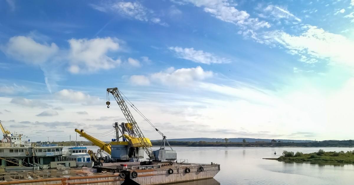 вакансии речной порт салехард картинка погрузчик чайные