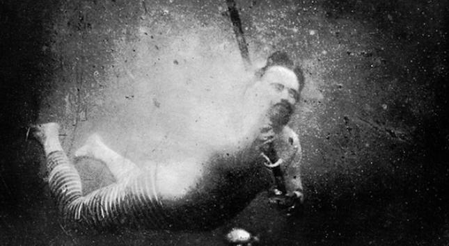 С чего начиналась подводная съёмка История, Подводная съемка, Французы, Море, Длиннопост