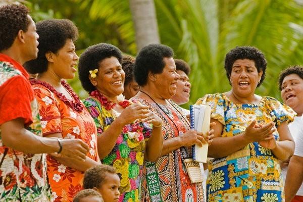 Адский рай или как я провела свое 8-летнее лето. Часть 2 Фиджи, Отдых, Море, Жизнь за границей, Длиннопост, Полиция