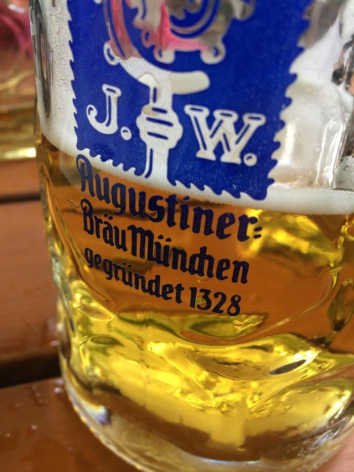 А не пора ли в Биргартен? Мюнхен, Бавария, Интересное, Длиннопост, Европа, Традиции, Путешествия, Эмиграция