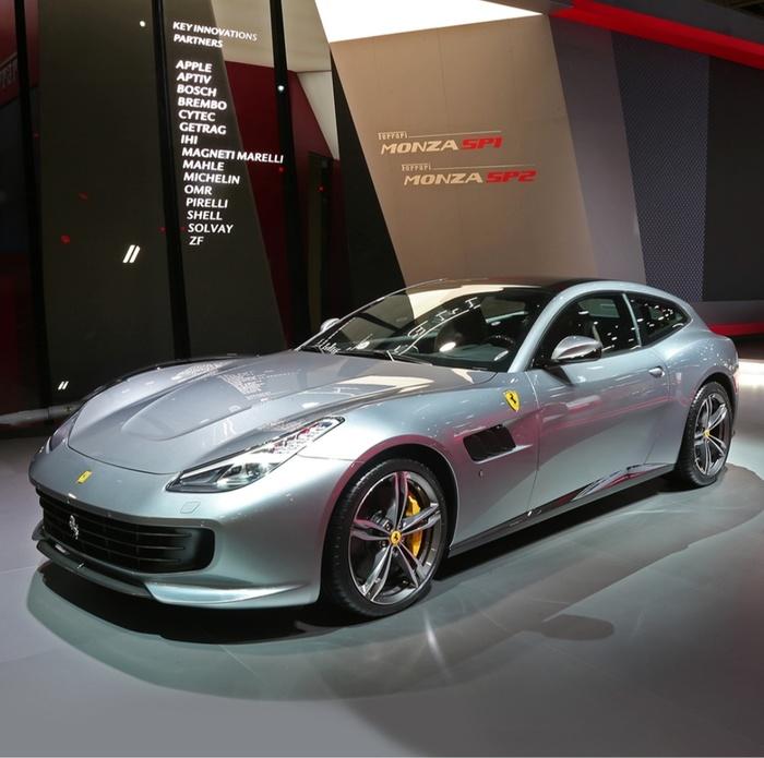 Ferrari представили новые модели. Ferrari, Спорткар, Авто, Фото автомобилей, Maxmiller19, Длиннопост
