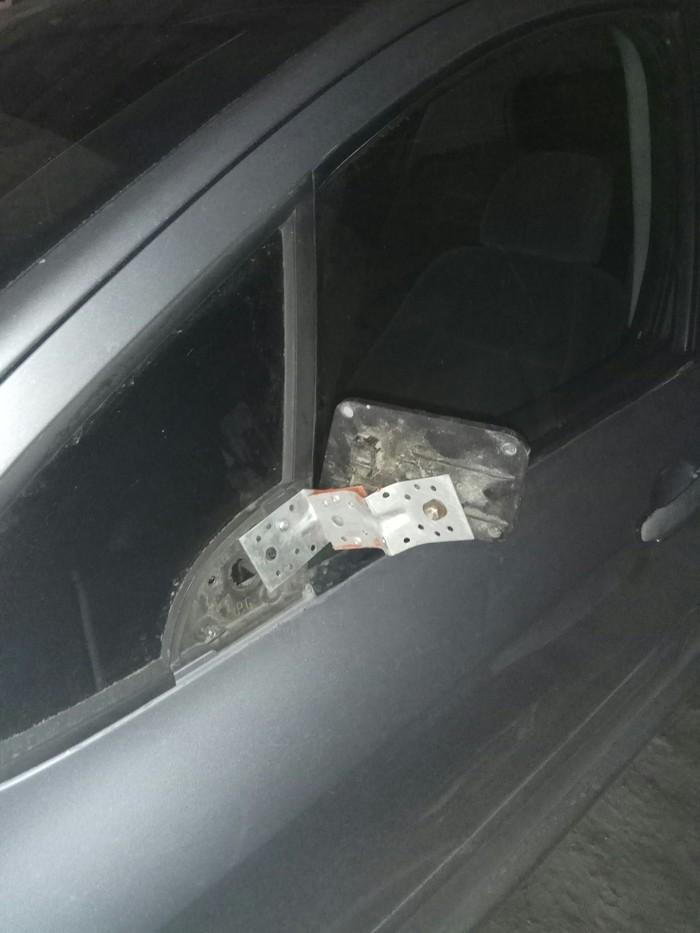 Лайкфак-лайфхак тоесть.) Зеркало, Авто, Ремонт авто
