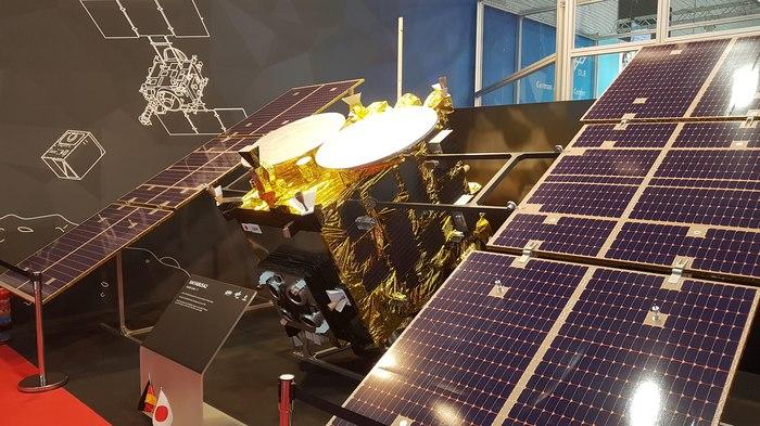 International Astronautical Congress (IAC) в Бремене Космос, Выставка, Бремен, IAC 2018, Длиннопост
