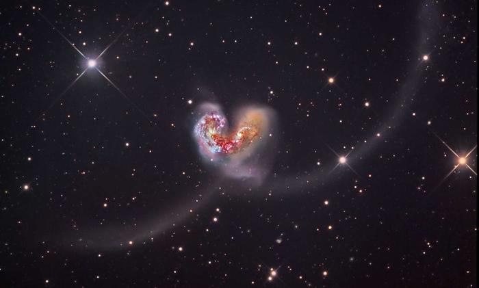 Звёздное небо и космос в картинках - Страница 31 1538725031115350536