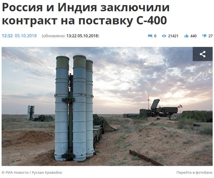 Русское оружие могут себе позволить только сильные и независимые государства. Россия, Индия, Китай, Турция, Русское оружие, с-400, Политика