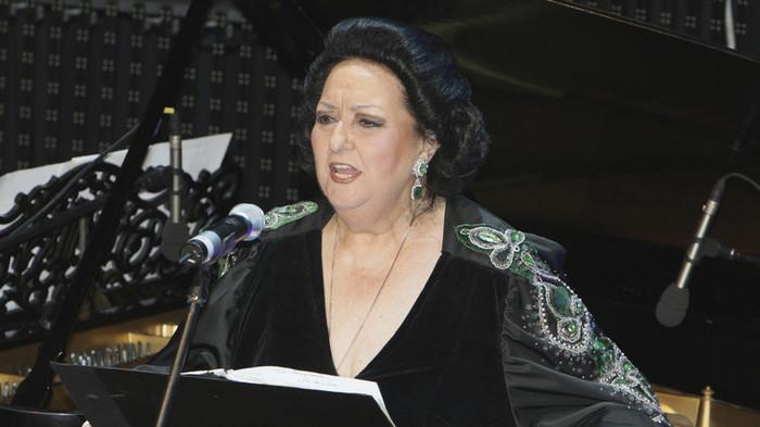Умерла оперная певица Монсеррат Кабалье Общество, Певица, Монсеррат кабалье, Rip, Russia today