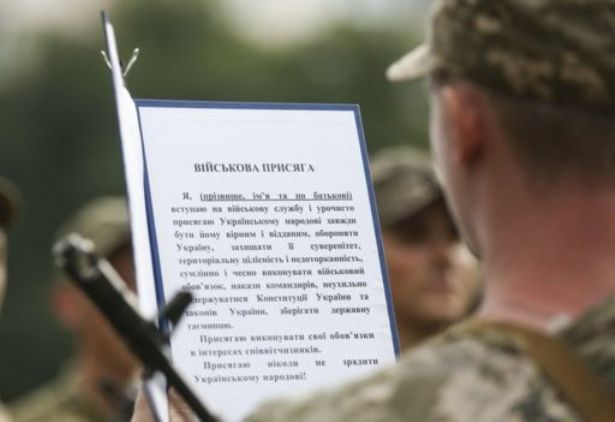 Украинская армия разбредается по домам Политика, Украина, Армия, ВСУ, АТО