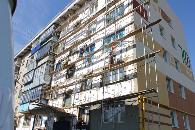 Капремонт зданий в нашем городе Капремонт, ЖКХ, Альметьевск, Длиннопост