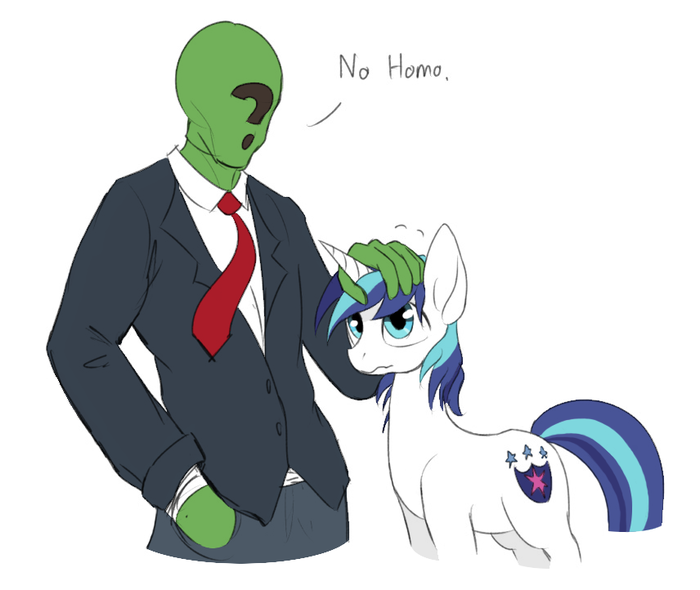 Гладить пони довольно весело и приятно My Little Pony, Anon, Shining Armor