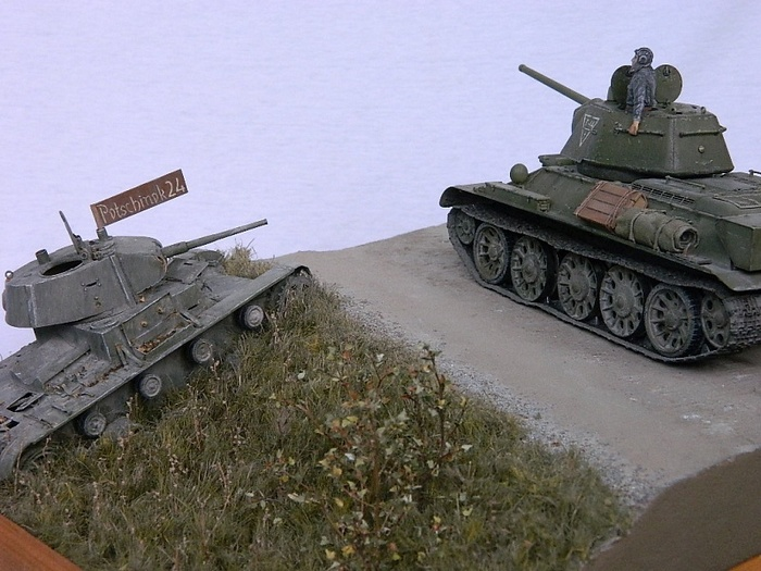 Победитель Моделизм, Стендовый моделизм, Великая Отечественная война, Длиннопост