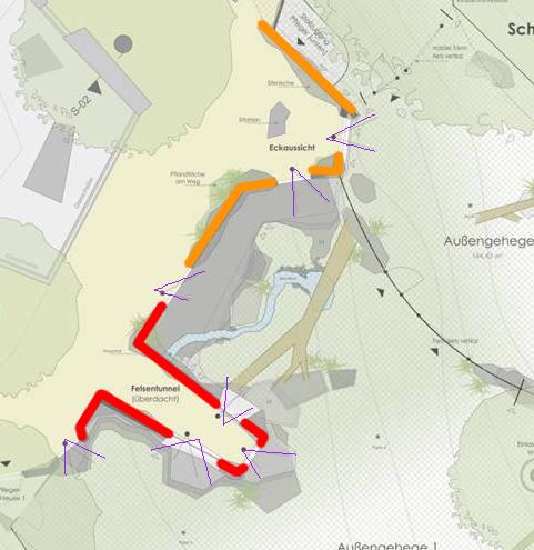 Проектирование зоопарков в Германии Архитектура, Проектирование, Строительство, Германия, Зоопарк, Животные, Барсы, Длиннопост