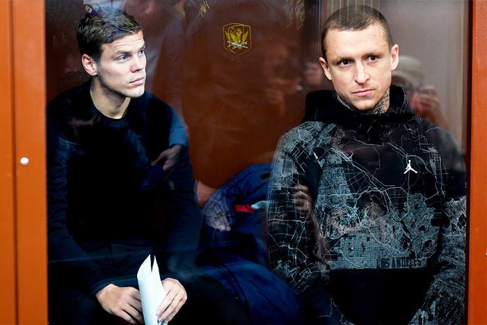 Задержанный за хулиганство дальнобойщик учит Мамаева жаргонной лексике Кокорин и Мамаев, Заключенные, Дальнобойщики, Тюрьма, Бутырка
