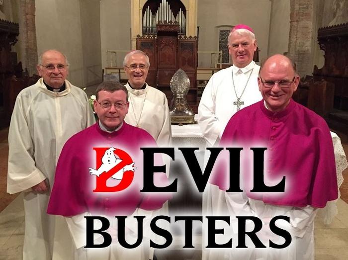 В Ирландии одна из епархий объявила о формировании «выездной группы экзорцистов». Ирландцы, Охотники за привидениями, Сперто