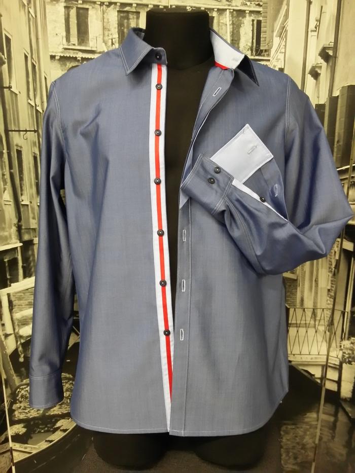 Мужская рубашка Рукоделие без процесса, Шитье, Рубашка, Своими руками, Handmade, Обучение, Длиннопост