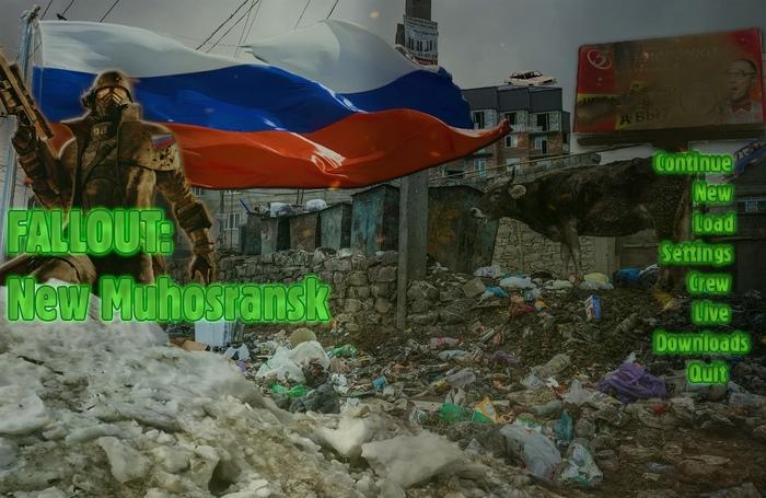 New Muhosransk
