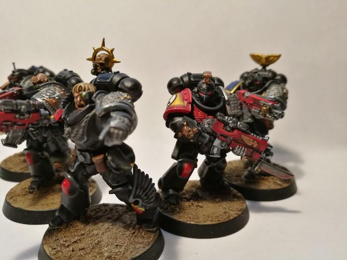 Deathwatch intercessors Warhammer 40k, Wh miniatures, Imperium, Deathwatch, Хобби, Миниатюра, Длиннопост