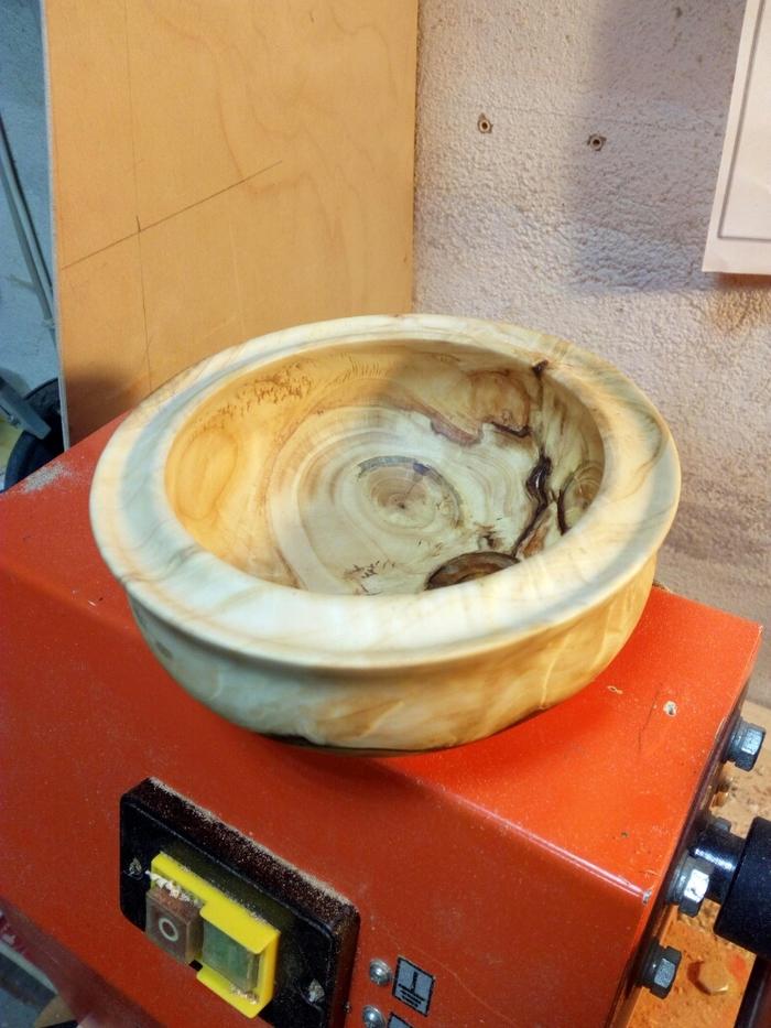 Декоративная ваза из ствола ели. Работа с деревом, Изделия из дерева, Своими руками, Декор, Ваза, Ручная работа, Рукодельники, Длиннопост