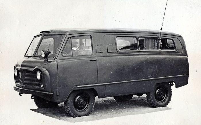 УАЗ-450 (1958-1967) иWillys Jeep FC-150 (1957) Авто, УАЗ буханка, Willys, Длиннопост