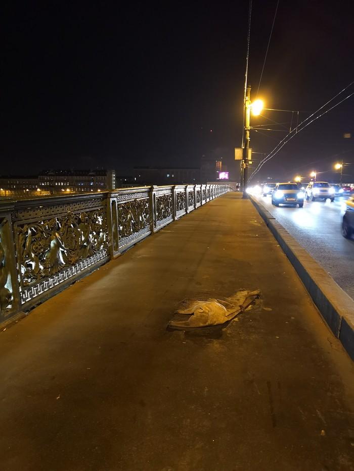 Жизнь Ковра на Литейном мосту #3 Литейный мост, Ковер-Самолет, Ковер, Длиннопост