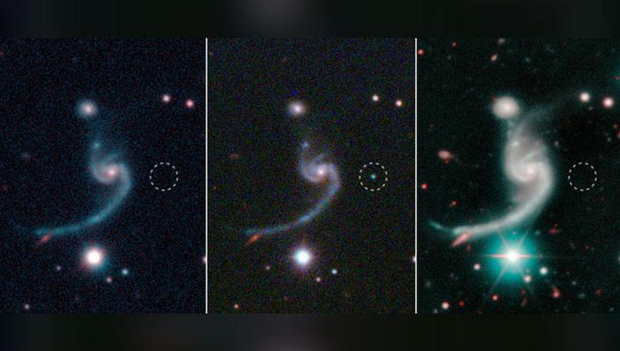 Астрономы впервые увидели рождение двойной нейтронной звезды Космос, Звезда, Рождение, Изучение