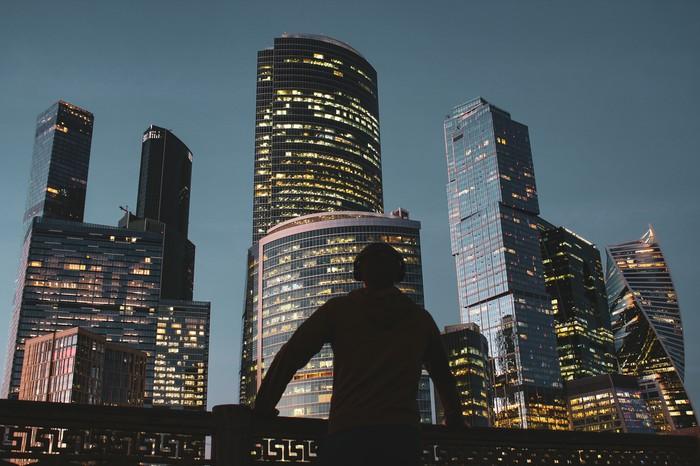 Москва впечатляет... Фотография, Москва, Фотограф