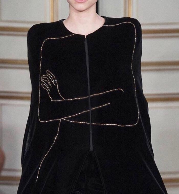 Платье из коллекции «Ой,всё»