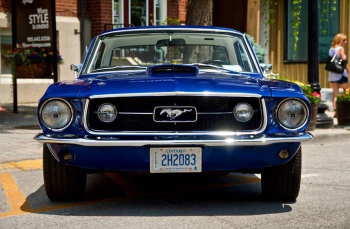 1967 Ford Mustang Форд, Ford Mustang, Ford Mustang 1967, Классика, Muscle CAR, Авто, Фото автомобилей, Длиннопост