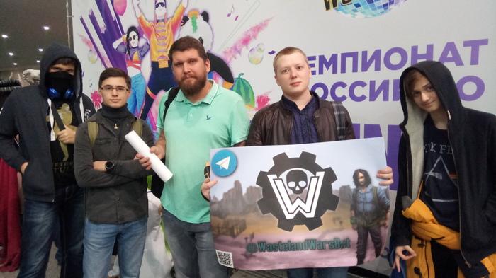 Народ, я выиграл именную PS4 на сходке StopGame! Игромир, Stopgame, Sony PS4, Wasteland Wars, Удача, Фотография, Сходка