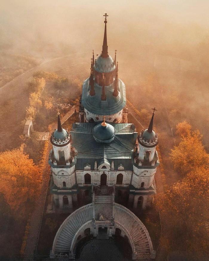 Усадьба Быково, Московская область.