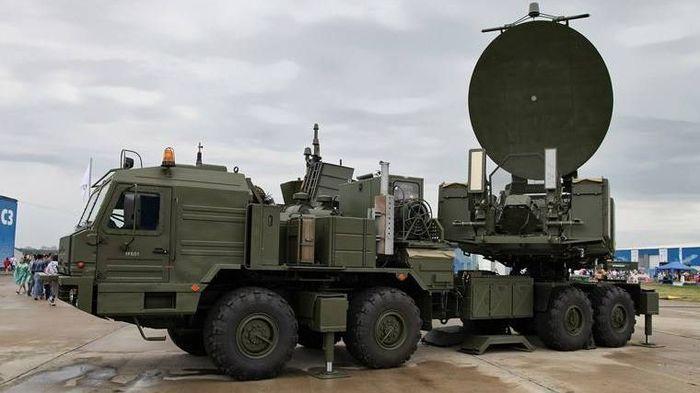 Российский комплекс радиоэлектронной борьбы свел с ума израильскую ПРО Сирия, Израиль, Армия, Вооружение, РЭБ