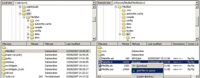Как передать файлы с ПК на смартфон без USB? Инструкция, Ftp, Filezilla, Как пользоваться filezilla, Передача, Длиннопост