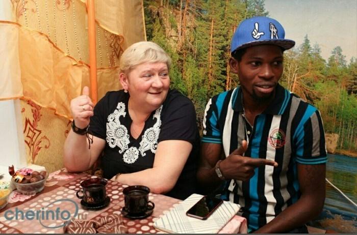 СК проводит проверку после смерти принца из Нигерии в Череповце Новости, Нигерия, Россия