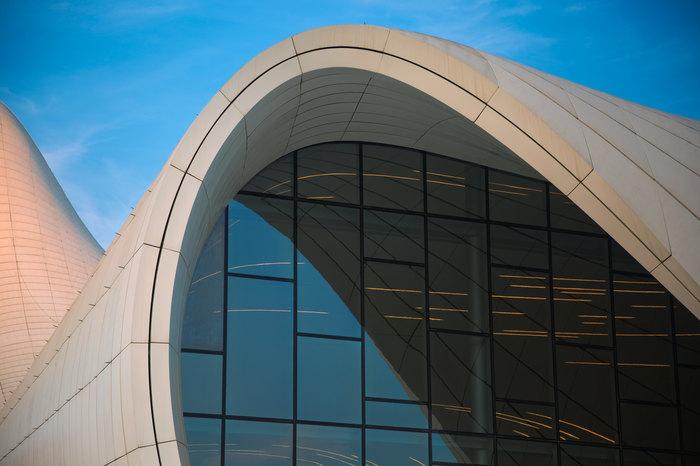 Центр Гейдара Алиева Баку, Алиев, Центр Гейдара Алиева, Архитектура, Заха Хадид, Фотография, Длиннопост