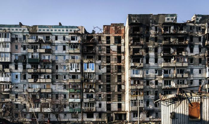 Девятка. Война, ДНР, Украина, Дом