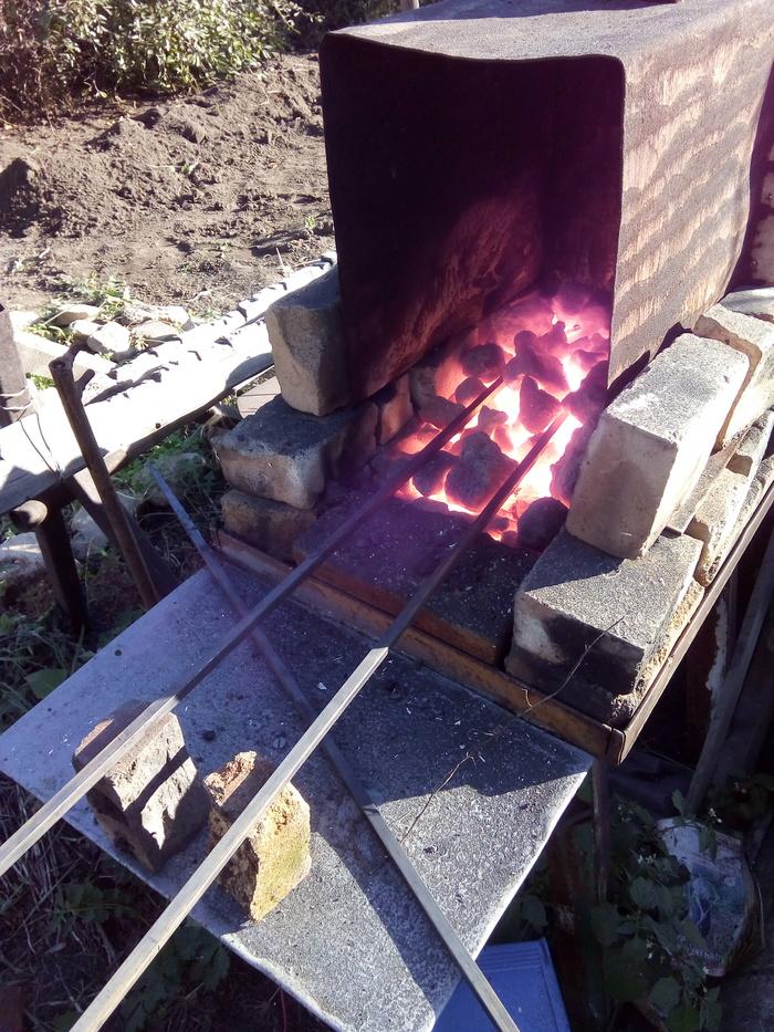 Полочка на печь для дров и сушки обуви. Печь, Металл, Рукоделие с процессом, Полка, Длиннопост