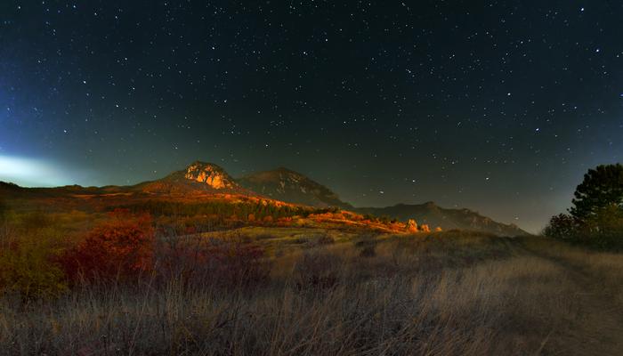 Звезды над Бештау