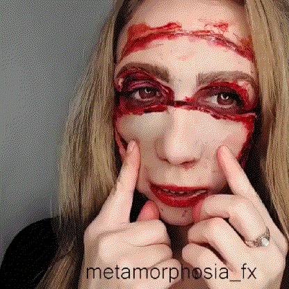 Мейкап на Хеллоуин