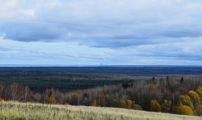 Сойкинская гора Ленинградская область, Фотография, ЛАЭС, Вид