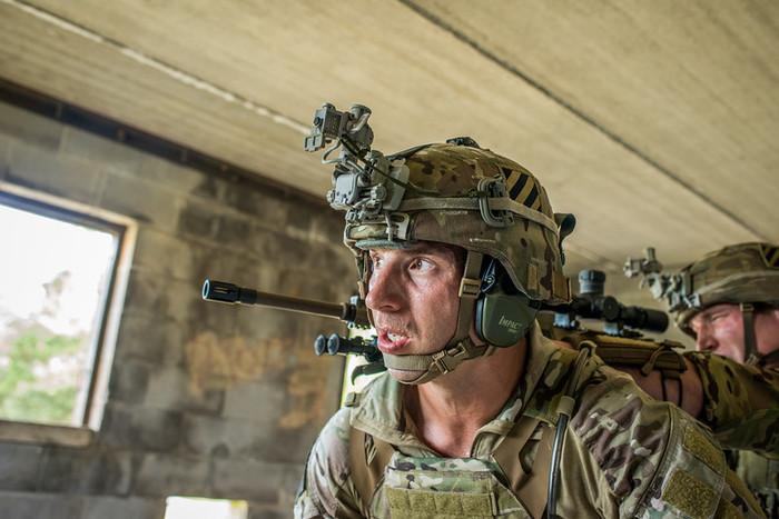 Соревнования снайперов НАТО 2018 Армия, США, Снайпер, Соревнования, НАТО, Длиннопост