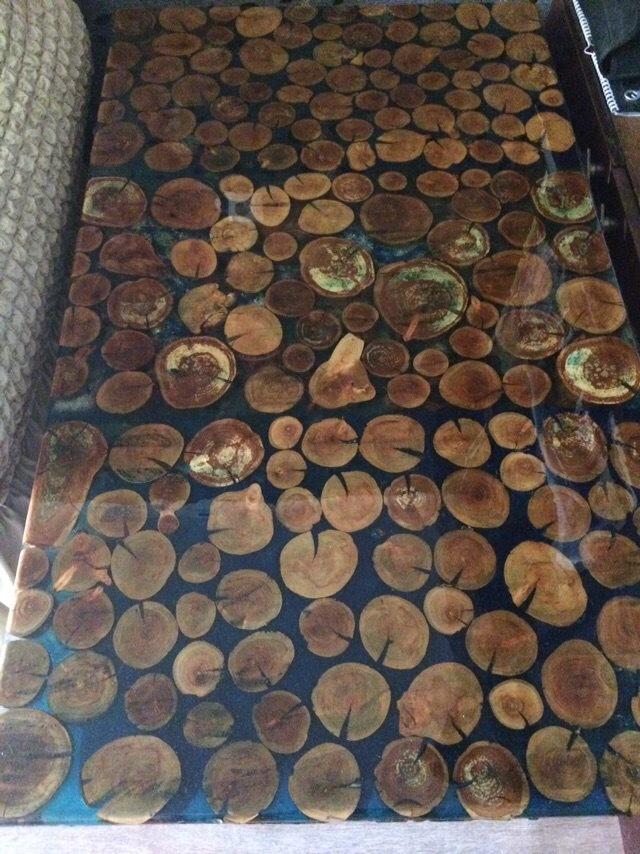 Стол из спилов яблони. Стол из эпоксидки, Спил дерева, Яблоня, Ðд-20, Стол из Ñ'Ð¾Ñ€Ñ†ÐµÐ²Ñ‹Ñ ÑÐ¿Ð¸Ð»Ð¾Ð², Длиннопост