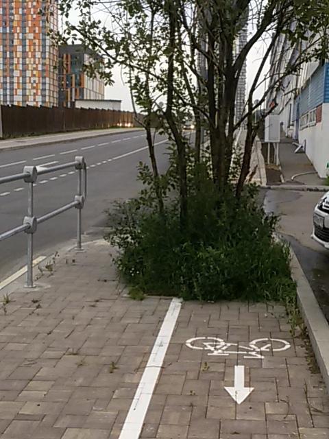 Все для велосипедистов.