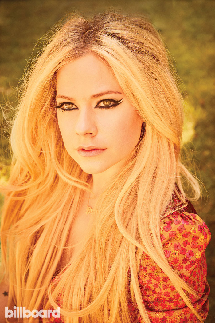 Avril Lavigne - Billboard magazine October 2018 issue Певица, Девушки, Длиннопост