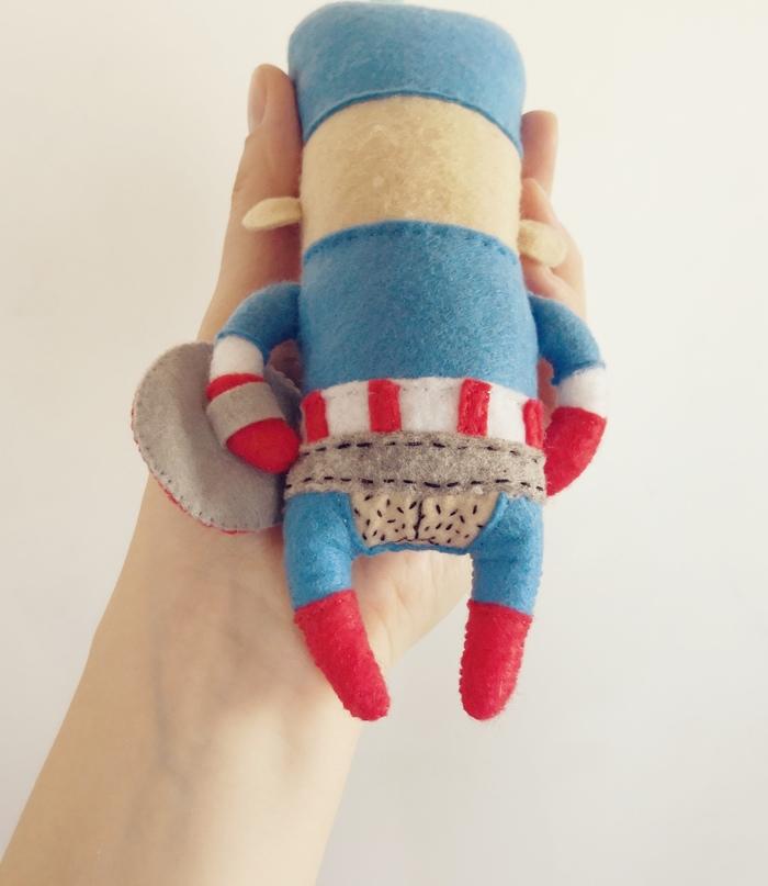 Мои эксгибиционисты Рукоделие без процесса, Эксгибиционизм, Авторская игрушка, Оригинальный подарок, Длиннопост