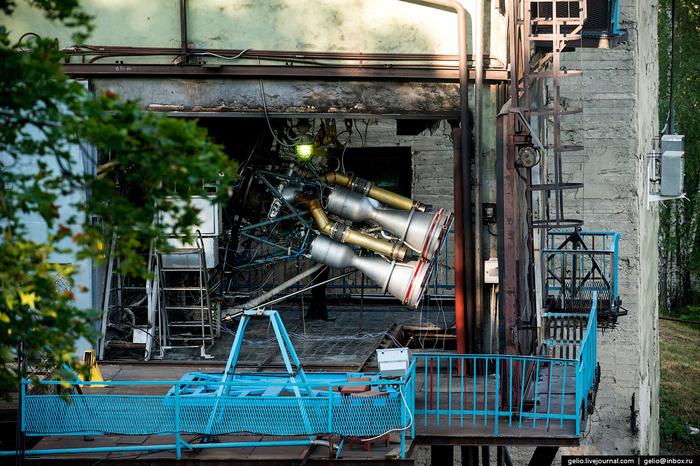 Испытание ракетного двигателя. Самара, Кузнецов, Двигатель, Ракетный двигатель, Фотография, Испытания, Длиннопост