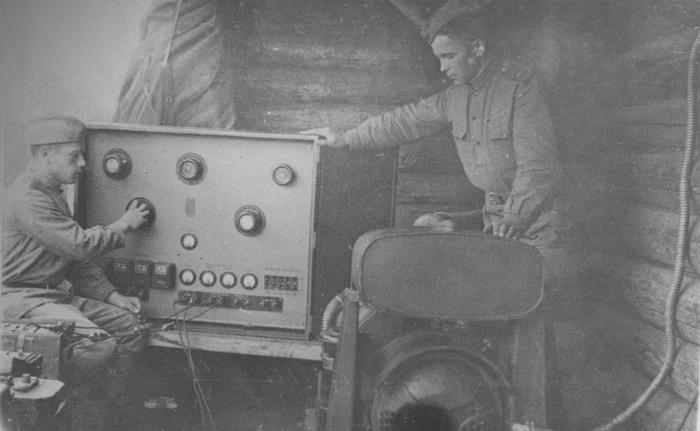 От него зависела надежная связь Великая Отечественная война, Бессмертный полк, Длиннопост