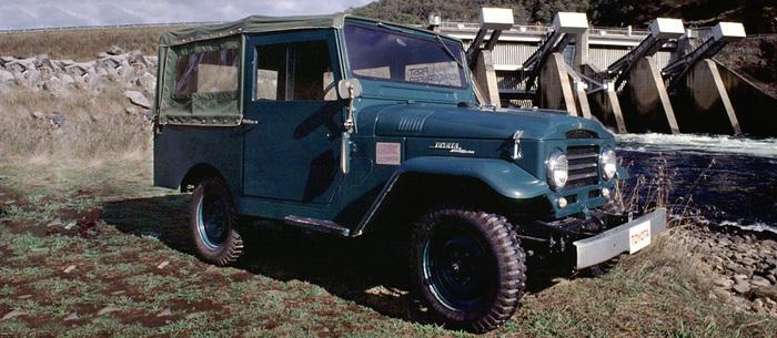 История Toyota Land Cruiser. Toyota, Land Cruiser, Внедорожник, История, Интересное, Авто, Длиннопост